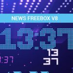 News Freebox V8